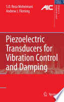 Piezoelectric Transducers for Vibration Control and Damping