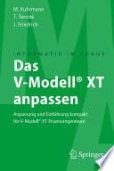 Das V Modell   XT anpassen