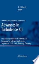 Ebook Advances in Turbulence XII Epub Bruno Eckhardt Apps Read Mobile