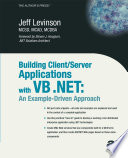 Building Client Server Applications with VB  NET Book PDF