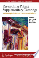 Researching Private Supplementary Tutoring