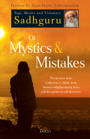 Of Mystics   Mistakes Mistakes Says Sadhguru Leaving Readers In No