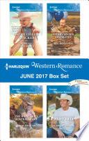Harlequin Western Romance June 2017 Box Set