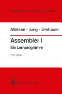 Assembler I