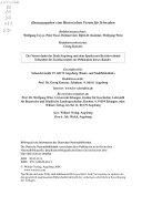 Zeitschrift des Historischen Vereins f  r Schwaben