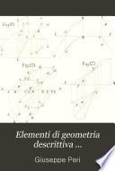 Elementi di geometria descrittiva