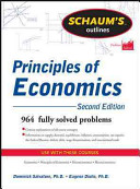 Schaum s Outline of Principles of Economics  2nd Edition