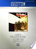 Led Zeppelin   II Platinum Bass Guitar