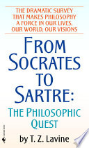 Book From Socrates to Sartre