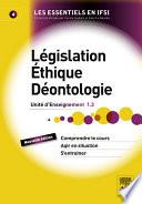 Législation, Éthique, Déontologie 2E par Carène Ponte, Alain de Broca