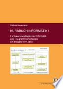 Kursbuch Informatik I