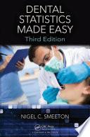Dental Statistics Made Easy Third Edition