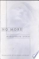 No More ; C'est Tout