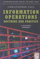 Information Operations