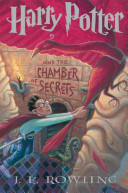 Harry Potter and the Chamber of Secrets (Book 2) Book Cover