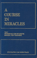 cover img of A Course in Miracles