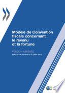 Mod  le de convention fiscale concernant le revenu et la fortune   Version abr  g  e 2014