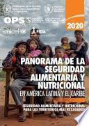 Panorama De La Seguridad Alimentaria Y Nutricional En Am Rica Latina Y El Caribe 2020