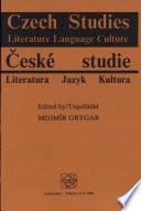 Czech studies