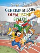 Geheime missie: Olympische Spelen / druk 1