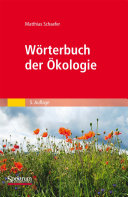 Wörterbuch der Ökologie