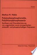 Poly(arylazophosphonat)e, Poly(thionylphosphazen)e