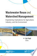 Wastewater Reuse And Watershed Management