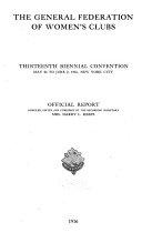 Biennial Convention ... Official Report