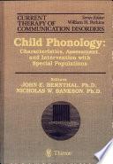 Child Phonology