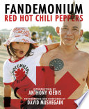 Book Red Hot Chili Peppers  Fandemonium