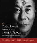 download ebook the dalai lama\'s little book of inner peace pdf epub