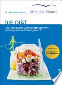 Metabolic Balance     Die Di  t  Neuausgabe