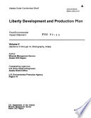 Liberty Development And Production Plan