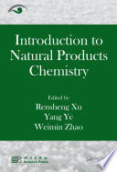 Introduction To Natural Products Chemistry book