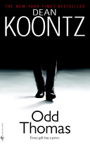 Odd Thomas-book cover