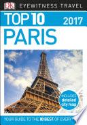 DK Eyewitness Top 10 Travel Guide Paris