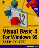 Microsoft Visual Basic 4 Step by Step