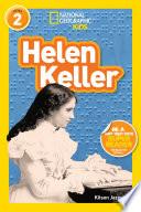 National Geographic Readers  Helen Keller  Level 2