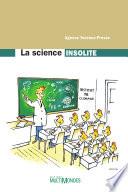 illustration du livre La science insolite