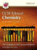 New Grade 9 1 GCSE Chemistry for Edexcel  Student Book with Online Edition