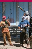 Iraq s Sunni Insurgency