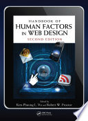Handbook of Human Factors in Web Design  Second Edition
