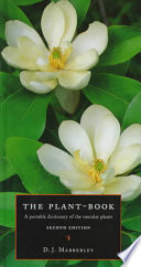 The Plant-Book And Authoritative Botanical Dictionaries Available