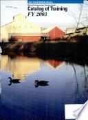 National Conservation Training Center Catalog Of Training