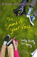 The Sound of Your Voice  Only Really Far Away Book PDF