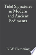Tidal Signatures in Modern and Ancient Sediments  Special Publication 24 of the IAS