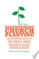 Discovering Church Planting