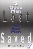 Good Man Lost   saved