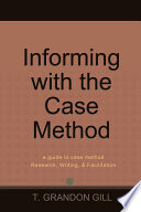 Informing with the Case Method