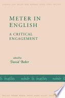 Meter in English